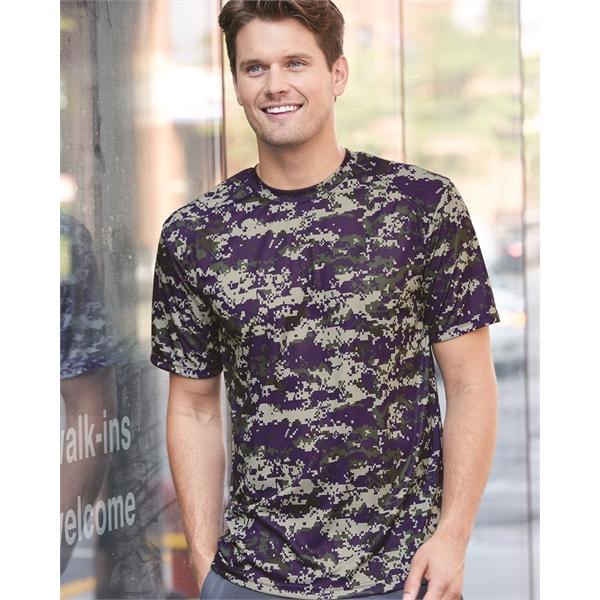 Badger Digital Camo T-Shirt
