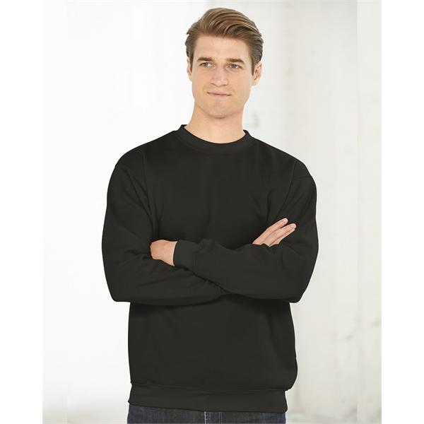 Bayside USA-Made Crewneck Sweatshirt