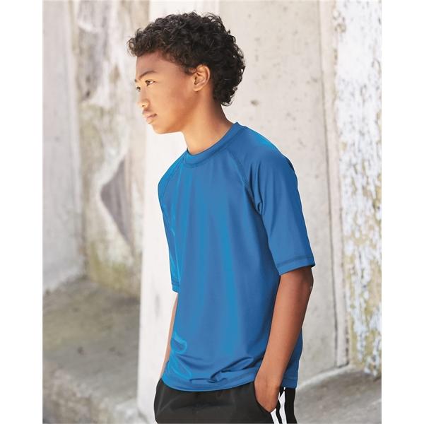 Burnside Youth Rash Guard Shirt