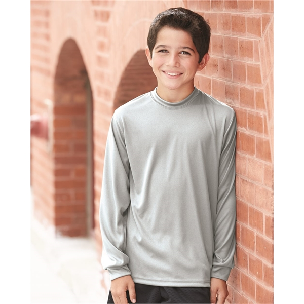 C2 Sport Youth Performance Long Sleeve T