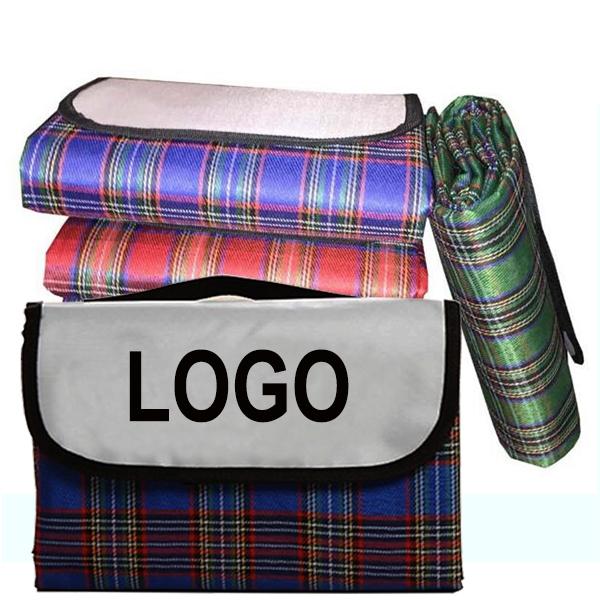 Outdoor Folding Picnic  Blanket