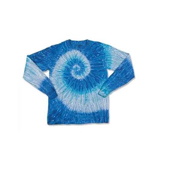 Dyenomite Youth Ripple Tie Dye Long Sleeve