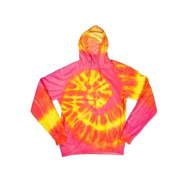 Dyenomite Youth Wave Tie Dye Hoodie