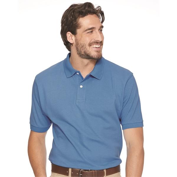 FeatherLite Cotton Pique Sport Shirt