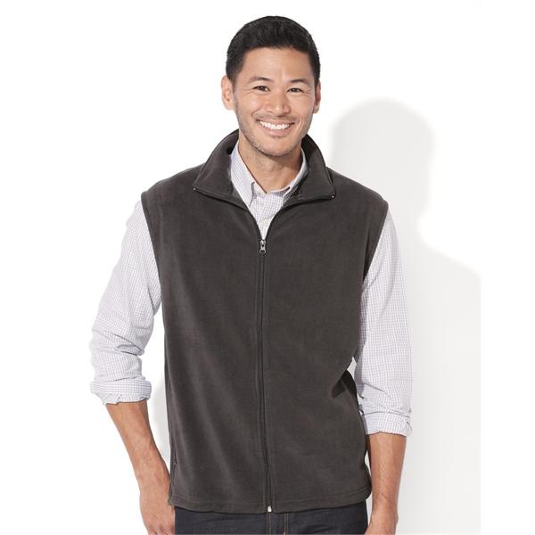 FeatherLite Unisex Microfleece Full-Zip Vest