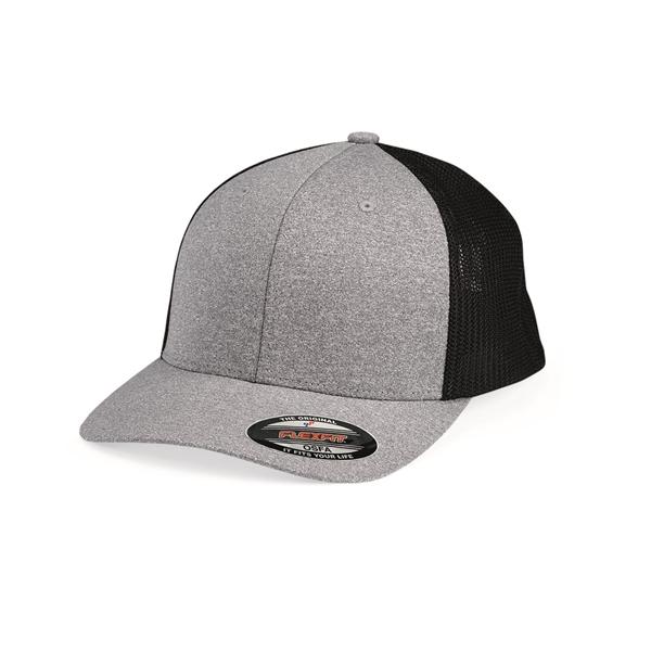 Flexfit Melange Trucker Cap