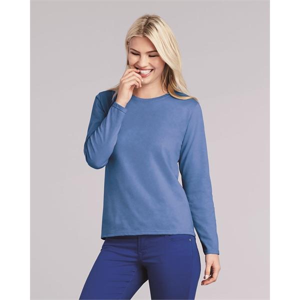 Gildan Heavy Cotton™ Women's Long Sleeve T-Shirt