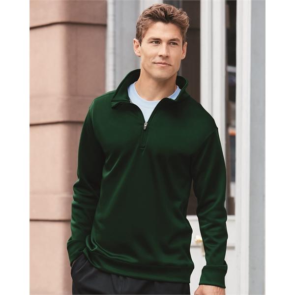 Gildan Performance® Tech Quarter-Zip Sweatshirt