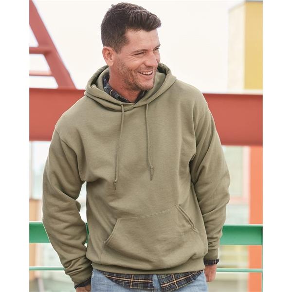 JERZEES NuBlend® Hooded Sweatshirt