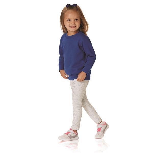 Rabbit Skins Toddler Fleece Crewnneck Sweatshirt