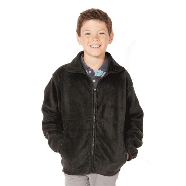 Sierra Pacific Youth Fleece Full-Zip Jacket