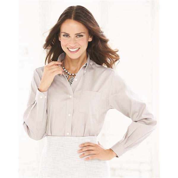 Van Heusen Women's Pinpoint Oxford Shirt
