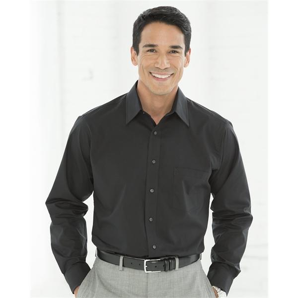 Van Heusen Broadcloth Long Sleeve Shirt