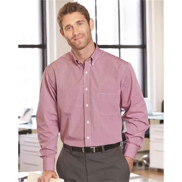 Van Heusen Gingham Check Shirt
