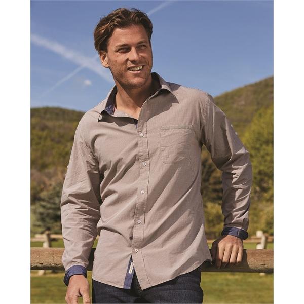 Weatherproof Vintage Mini Check Long Sleeve Shirt