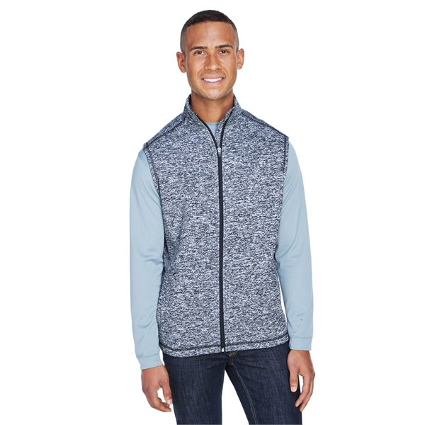 J America Adult Cosmic Fleece Vest