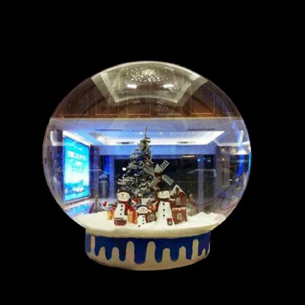 Christmas Inflatable Snow Globe