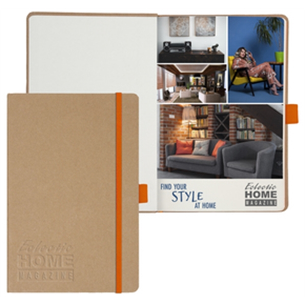 Eco Color Pop Journal w/ Tip-In