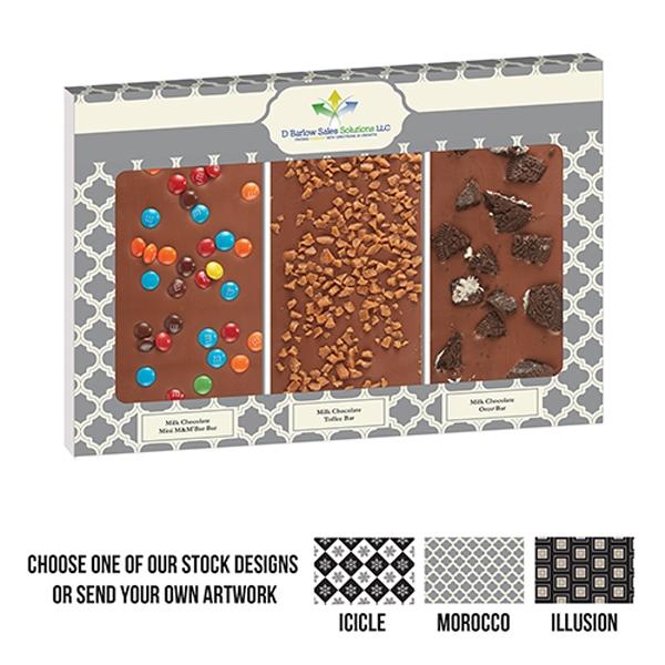 Belgian Chocolate Triplet