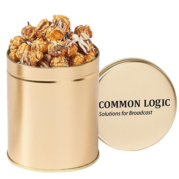 Quart Popcorn Tin / S'mores