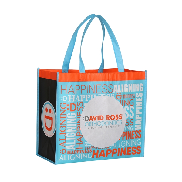 Laminated NonWoven Totes Bags