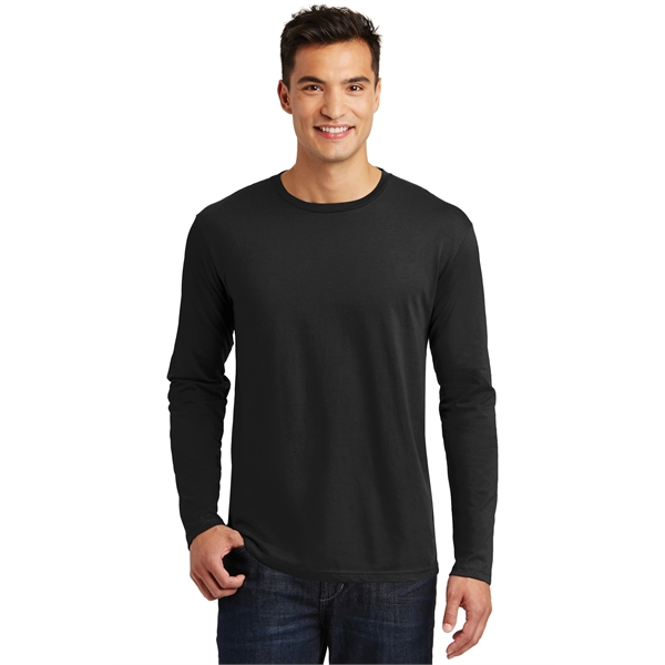 District Perfect Weight Long Sleeve Tee.