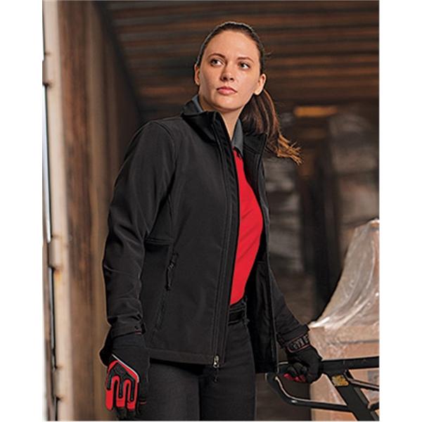 Red Kap Women's Deluxe Soft Shell Jacket