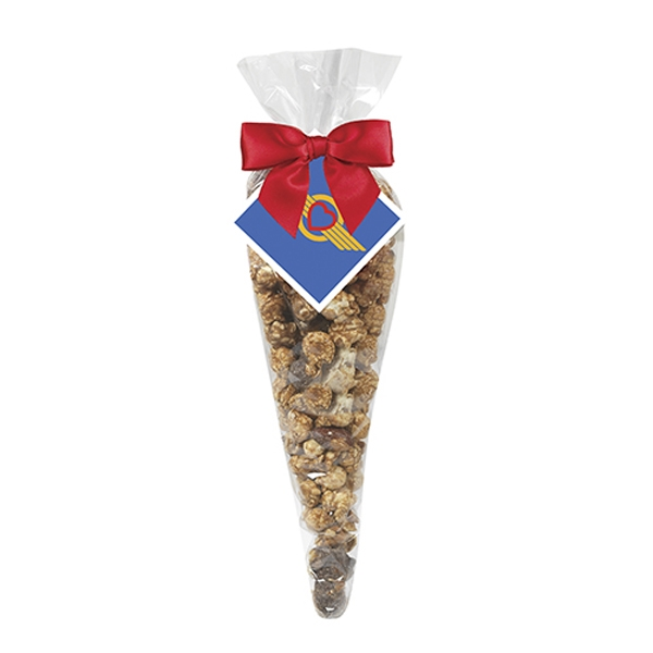 Large Popcorn Munch Cone Bags