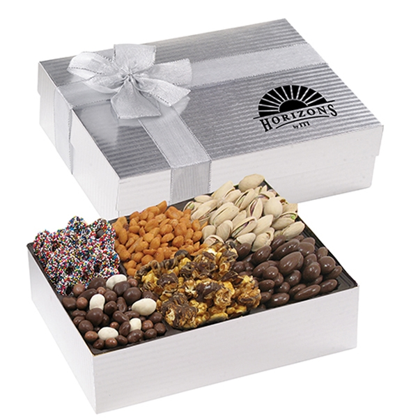 6 Way Deluxe Gift Box - Savory Treat Sensation