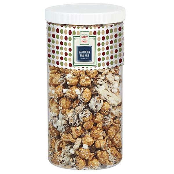 S'mores Popcorn Tub