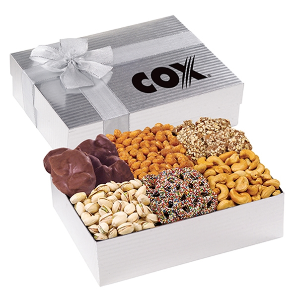 6 Way Deluxe Gift Box - Premium Treat Selection