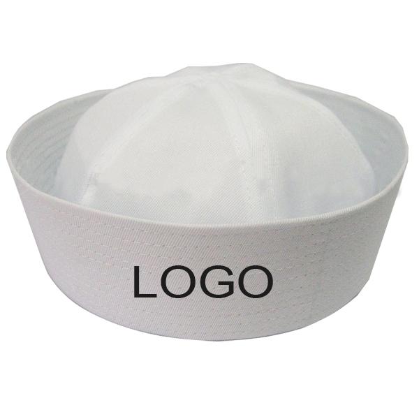 White Sailor Cap