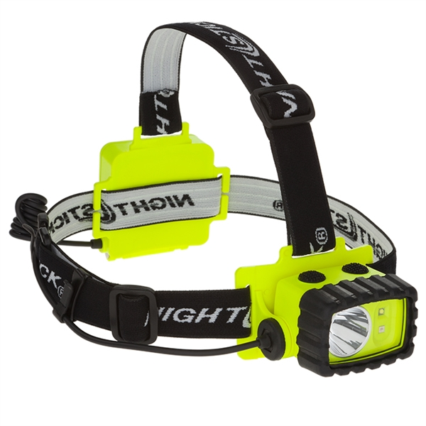 Nightstick® Intrinsically Safe Dual-Light Headlamp
