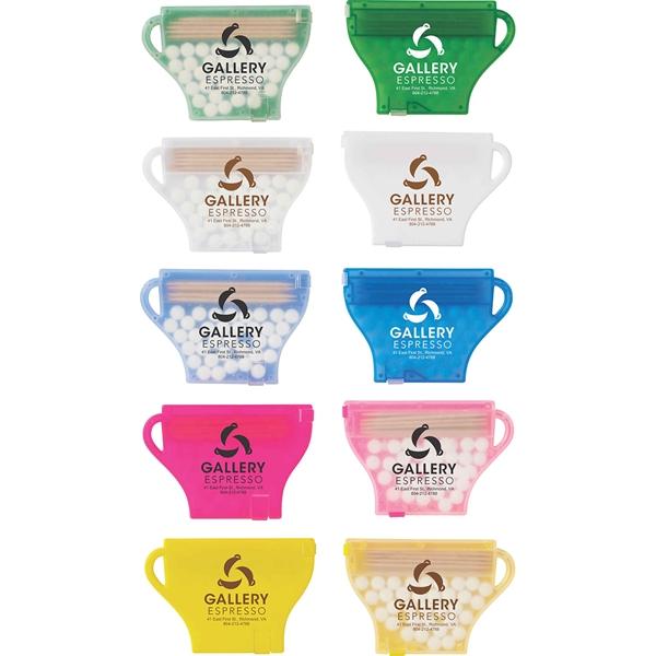 Coffee Cup Mints & Picks