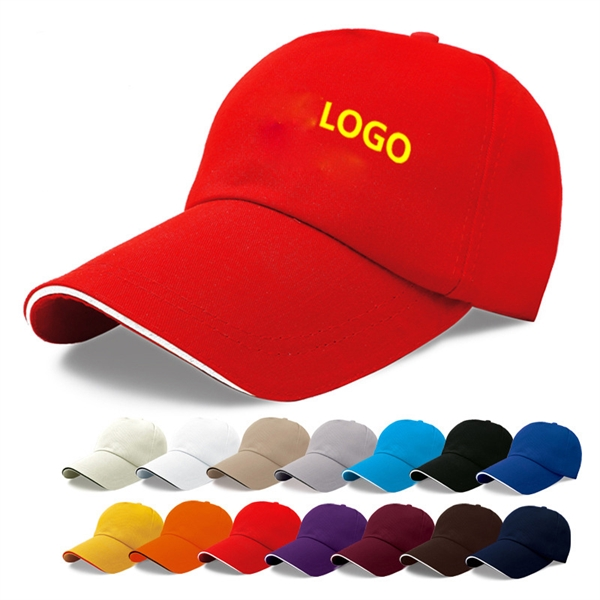 Custom Baseball Caps with Buckle