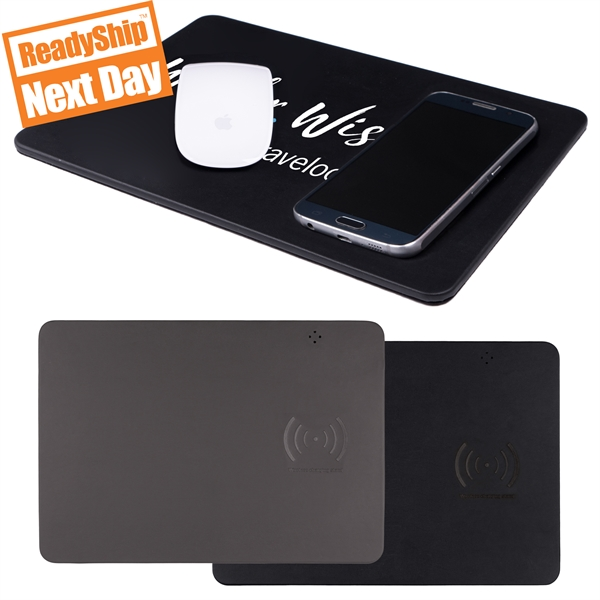 Qi Mouse Pad Large 10W
