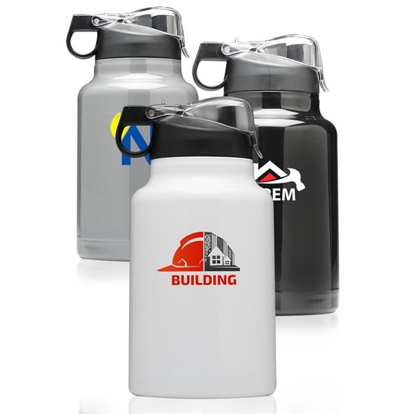 27 oz. Bodyguard Plastic Water Bottles