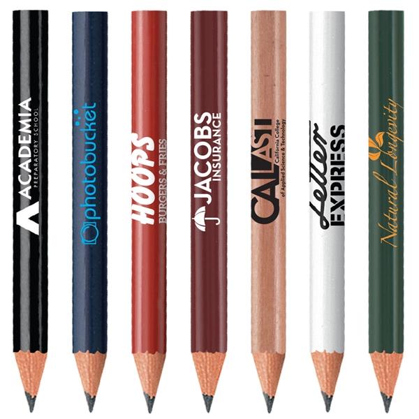 Golf Pencil - Round