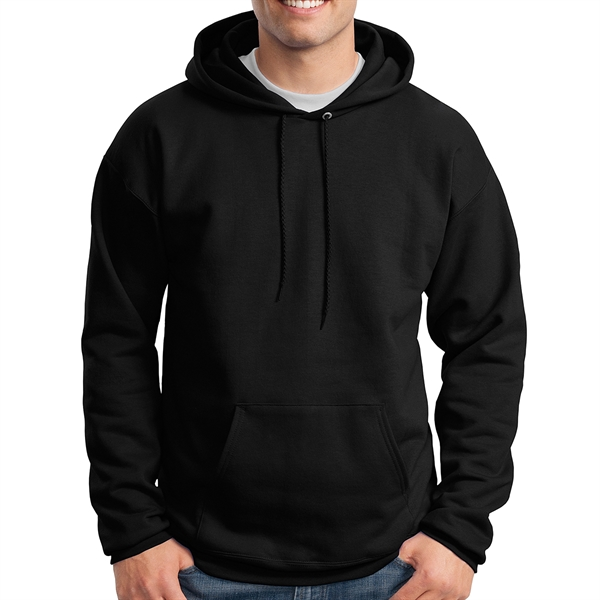 Hanes® Ultimate Cotton Pullover Hooded S