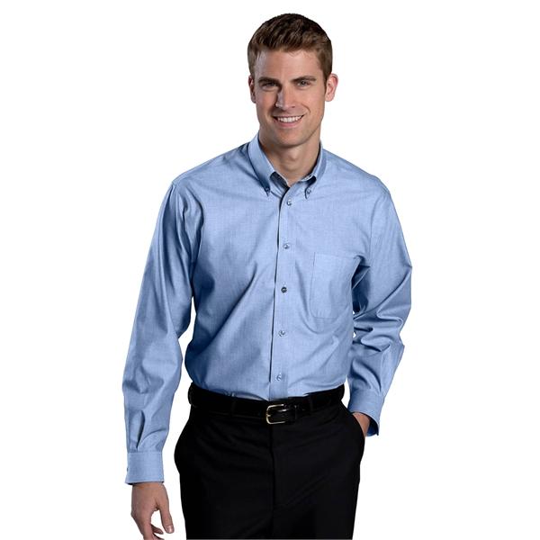 Men's Oxford Wrinkle-Free Dress Shirt
