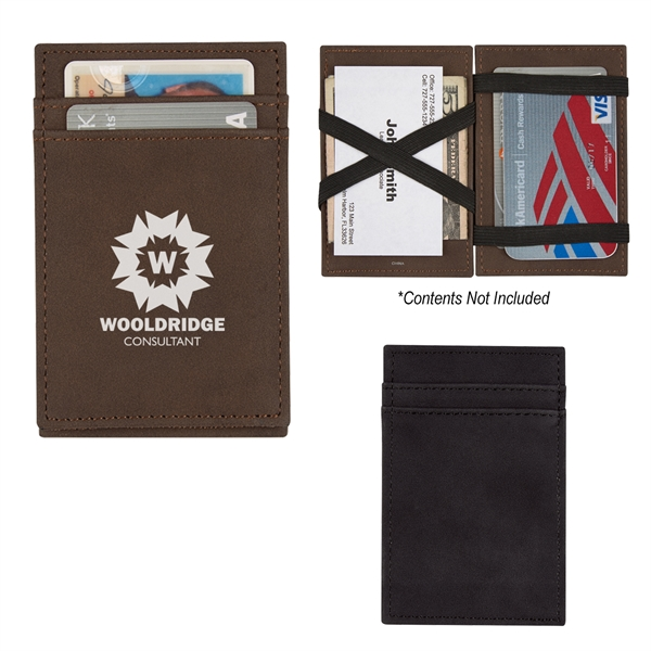 Harness Folding Wallet