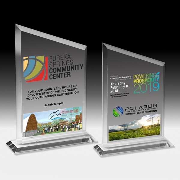 4 Color Process Billboard Award