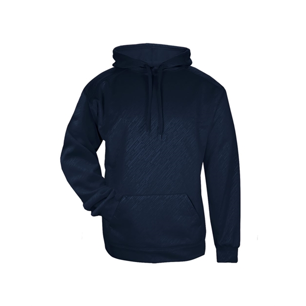 Badger Youth Line Embossed Hooded Sweats