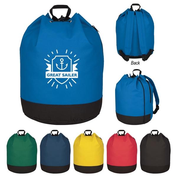 Bucket Bag Drawstring Backpack