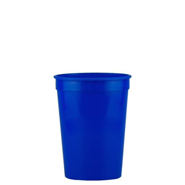 12 oz Souvenir Stadium Cup - Blue