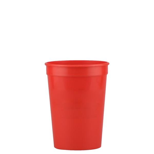 12 oz Souvenir Stadium Cup - Red
