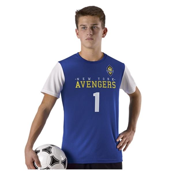 Alleson Athletic Striker Soccer Jersey