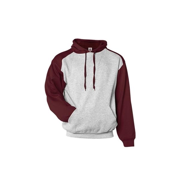Badger Sport Athletic Fleece Hooded Swea
