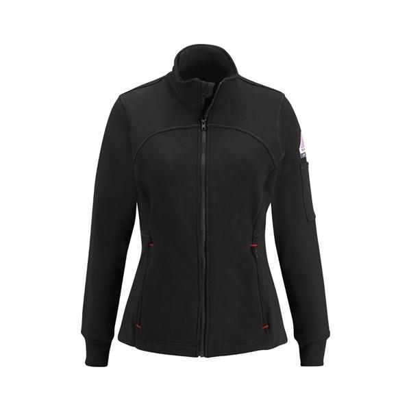 Bulwark Women's Zip Front Fleece Jacket-