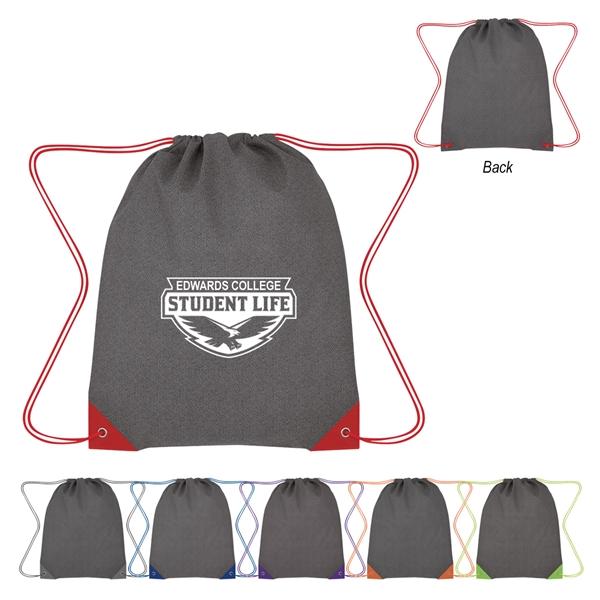 Grayson Non-Woven Drawstring Bag